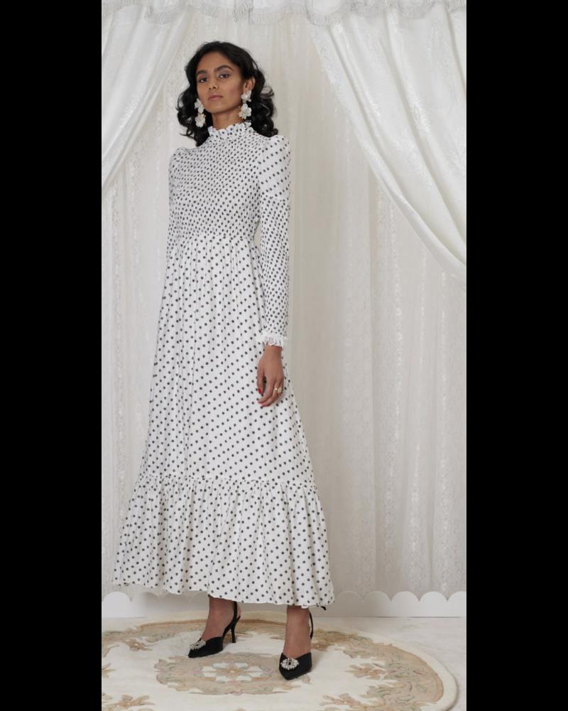 Sister Jane Nana Floral Maxi Dress