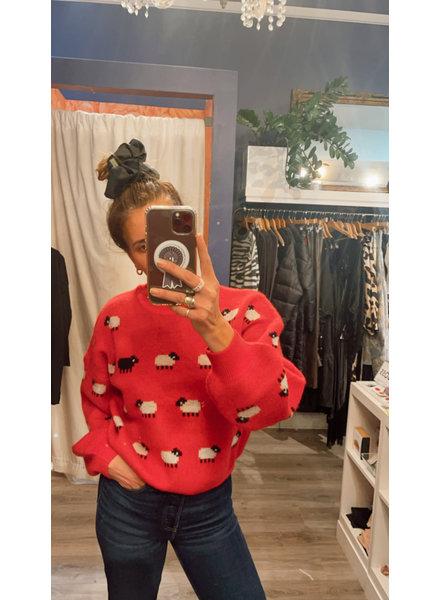 Shy Di Sweater