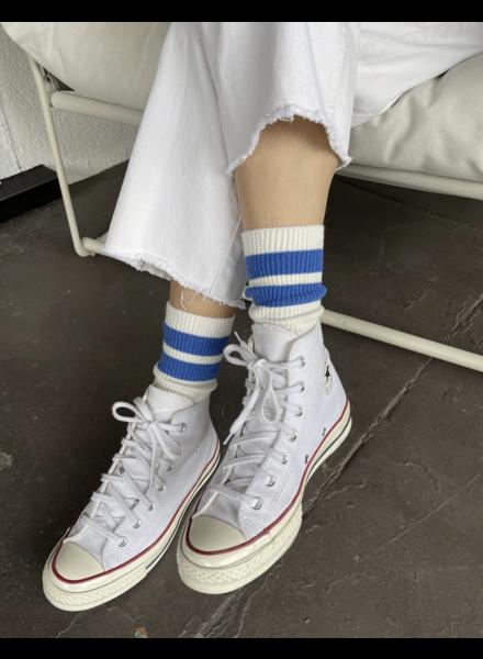 Le Bon Grandpa Varsity Sock