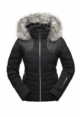Spyder women's falline real fur