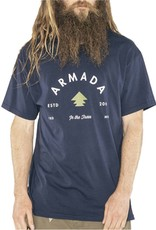 Armada T Shirt in the trees