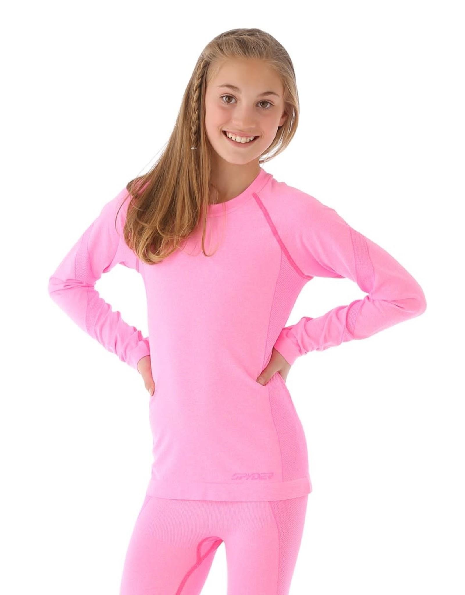 Spyder Girl's Cheer Top