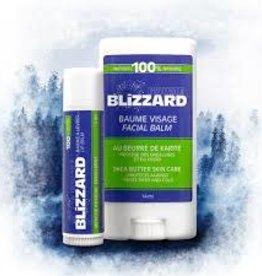 Baume blizzard Blizzard Baume visage