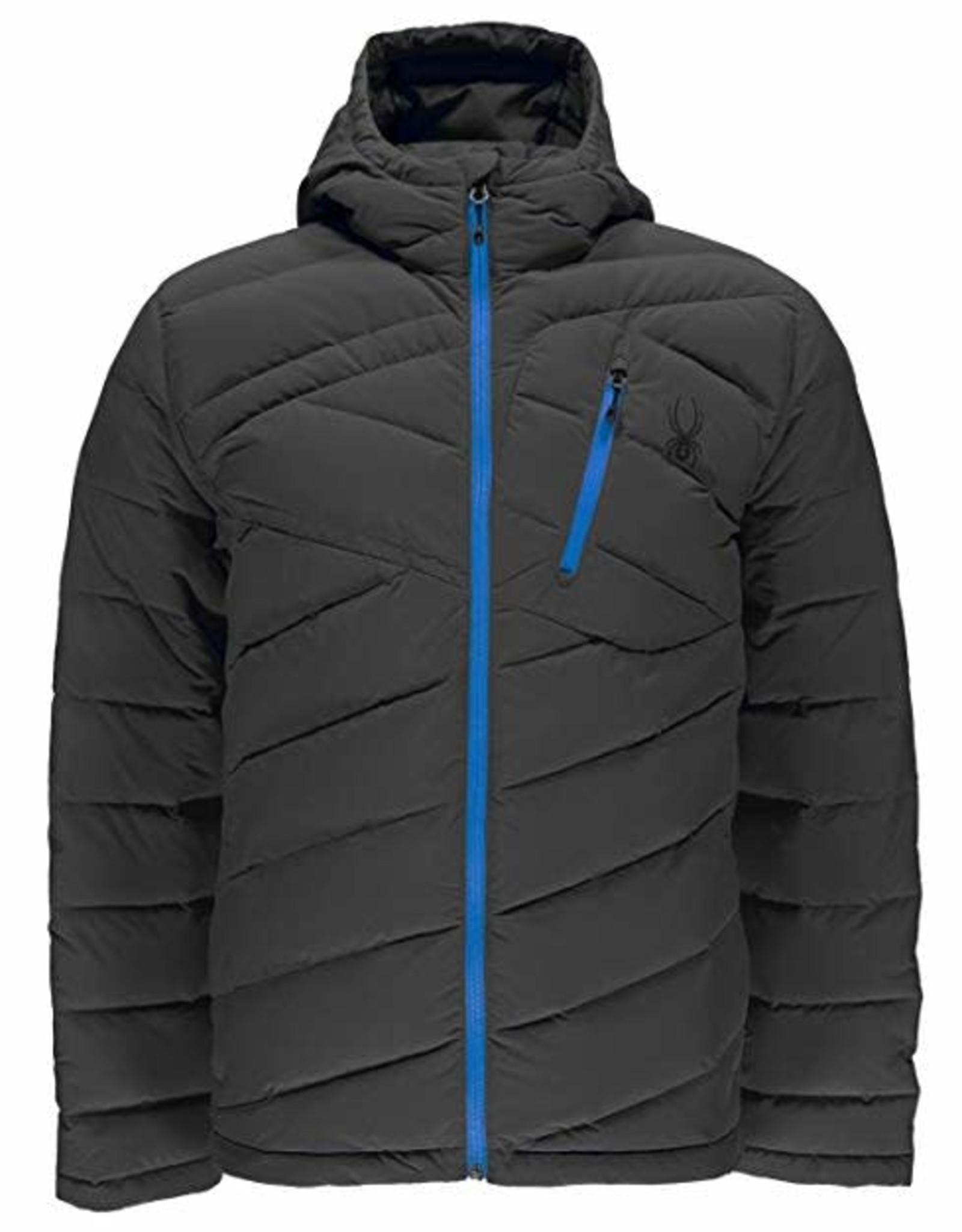 Spyder Syrround hoodie Down Jacket