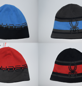 Spyder Reversible Word hat