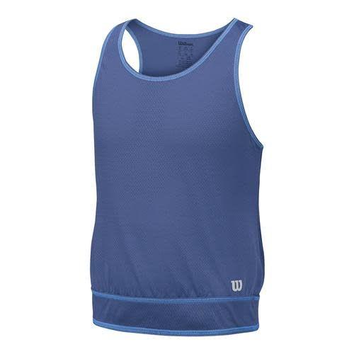 Wilson Camisole Fillette Bleu Ciel