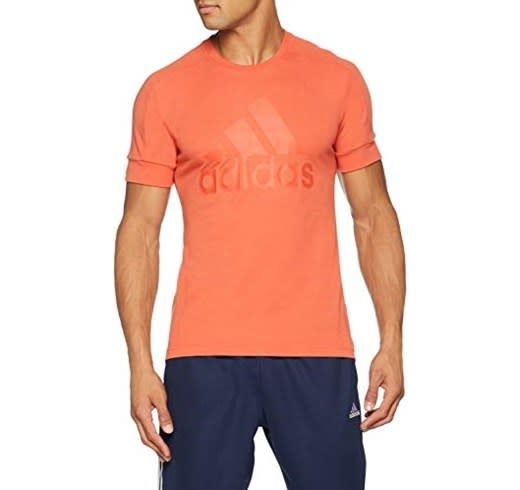 Adidas Adidas Chandail Logo orange