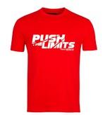 Tecnifibre Tecnifibre T-Shirt Squash Push the limits Size Large
