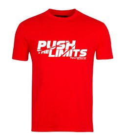 Tecnifibre Tecnifibre T-Shirt Squash Push the limits Size Large
