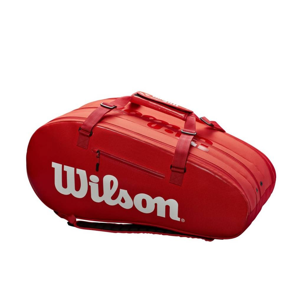 Wilson Wilson Super Tour Red (12-15 pack)
