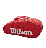 Wilson Wilson Super Tour 2 Comp Small Red