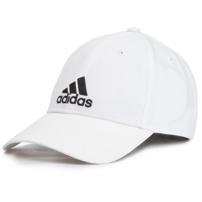 Adidas Adidas CASQUETTE CLASSIC SIX-PANEL LIGHTWEIGHT White