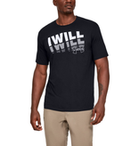 Under Armour Under Armour Homme T-Shirt I WILL 2.0 SS Noir