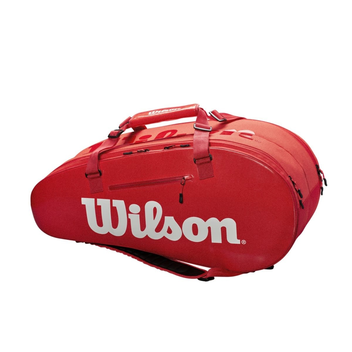 Wilson Wilson Super Tour 2 Compartment Red