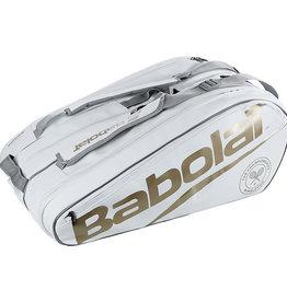 Babolat Babolat RH12 Wimbeldon White Gold