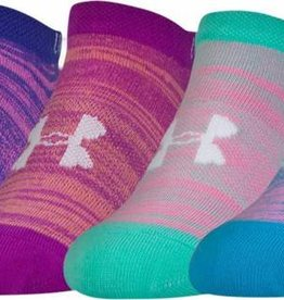 Under Armour Chaussettes invisibles enfant (6 paires)
