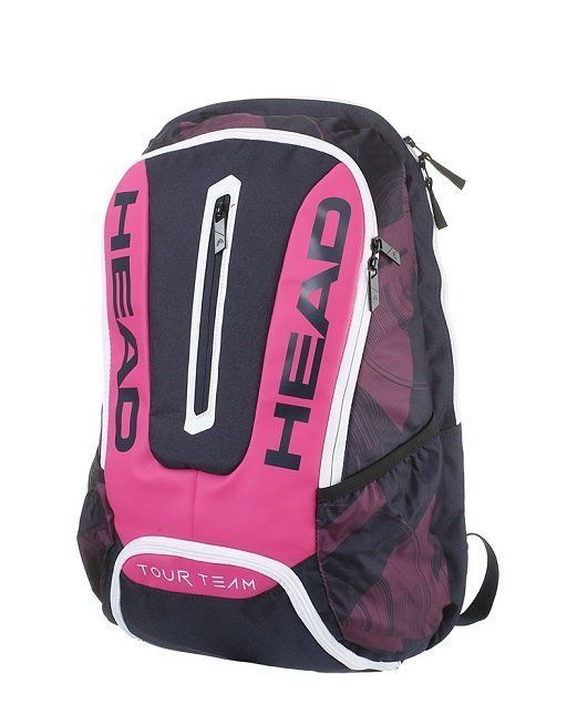 Head Head Tour Team Tennis BackPack 2017 (2 Pack)