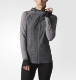 Adidas Adidas Women's Performer Heathered Hoodie