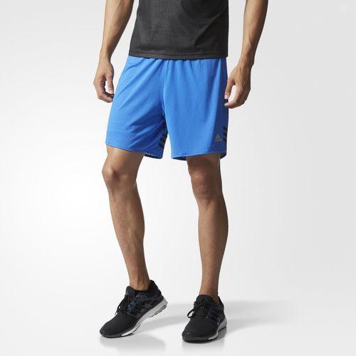 Adidas Adidas Men's Shorts 2 in 1 Dual (blue)
