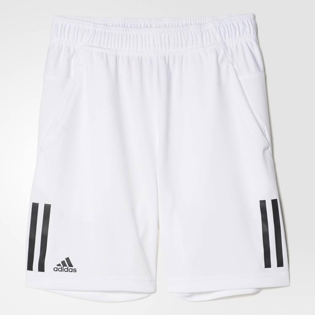 Adidas Adidas Short B Club blanc & noir grandeur 5-6 ans (XXS)