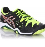 Asics Gel-Resolution 6 onyx-silver-flash yellow