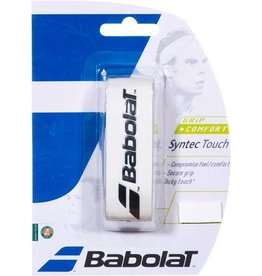 Babolat Babolat Syntec Touch blanc (white)