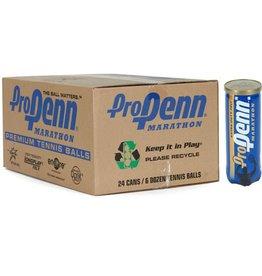 Pro Penn Balles Pro Penn Marathon (24 tubes)