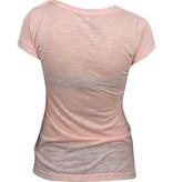 Reebok Reebok Women's Yoga Studio Pink Tshirt