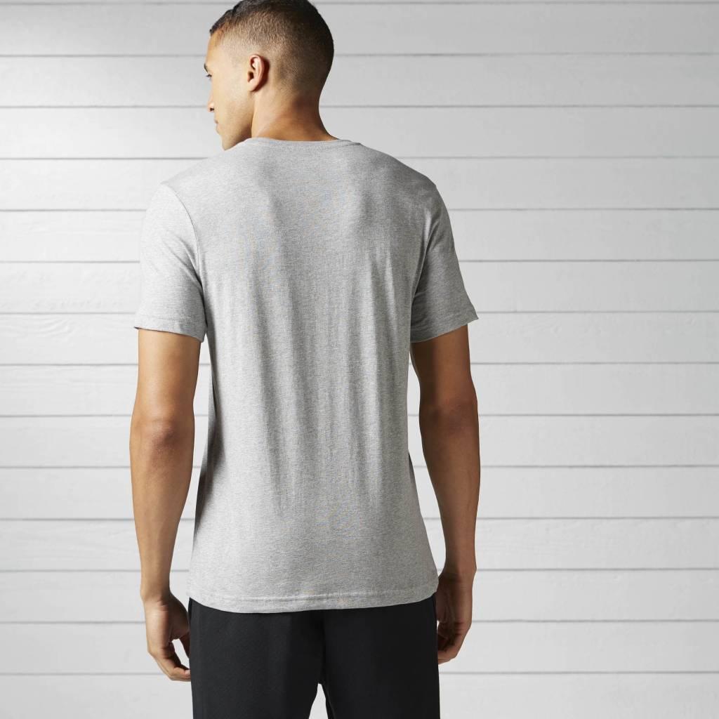 Reebok Reebok Men's Basics Logo Tshirt