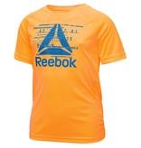 Reebok Reebok t-shirt  junior orange grandeur small (9-10 ans)