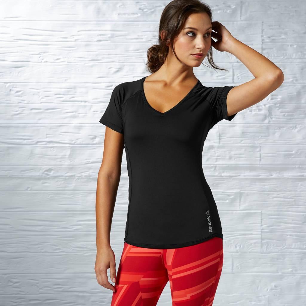 Reebok Reebok Women's One Series Black Tshirt