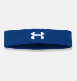 Under Armour Bandeau bleu performance mince