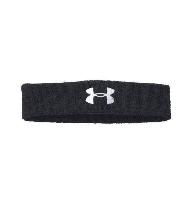 Under Armour Bandeau noir performance mince