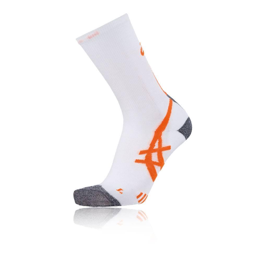 Asics TENNIS CREW blanc/orange