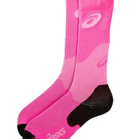 Asics Compression au genou Rally rose