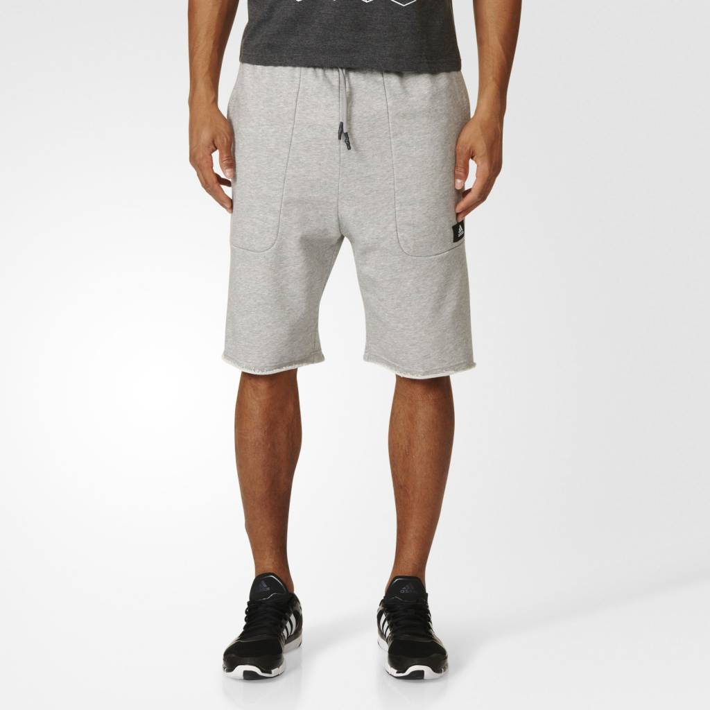 Adidas Adidas Men's Heavy Terry Baggy Shorts