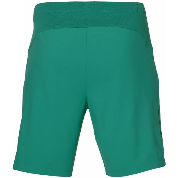Asics Asics Men's Club Tennis Short 7'' (green)