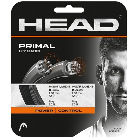 Head Head Hybrid Primal Strings