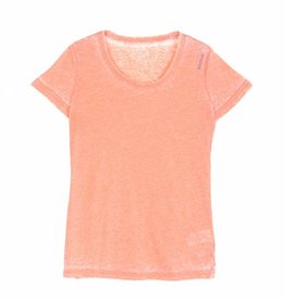 Reebok Reebok Women's Yoga Studio Orange Tshirt