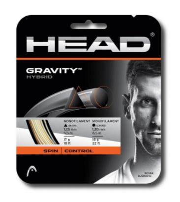 Head Head Hybrid Gravity Strings
