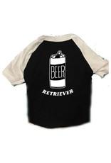 Beer Retriever Dog Raglan