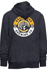 Navy Brewery Urban Full Zip
