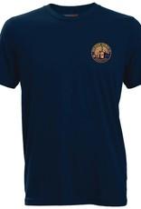 Arch Logo Gradient Cruiser Tee