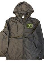 Hop Patch Windbreaker Jacket