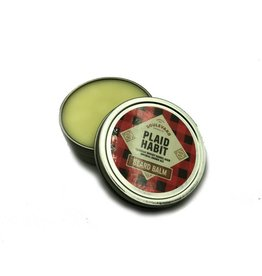 Plaid Habit Beard Balm