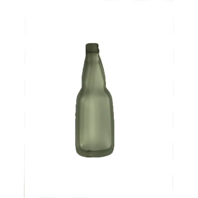 Beer Bottle Cookie Cutter