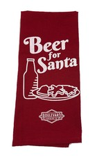 Beer for Santa Towel