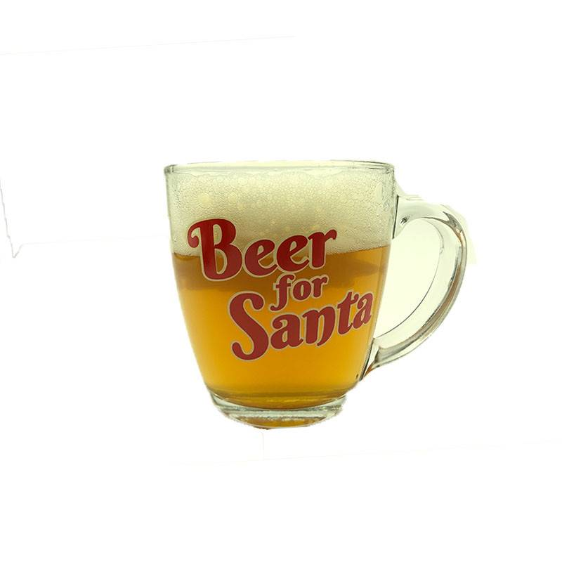 Beer for Santa Mug