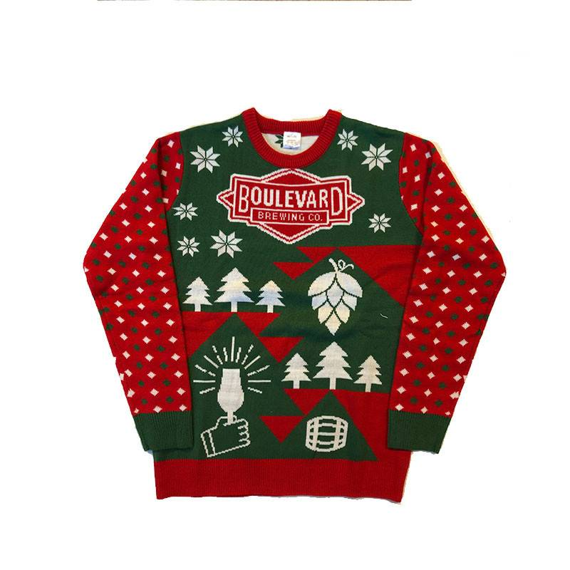 Ugly Holiday Sweater 2018