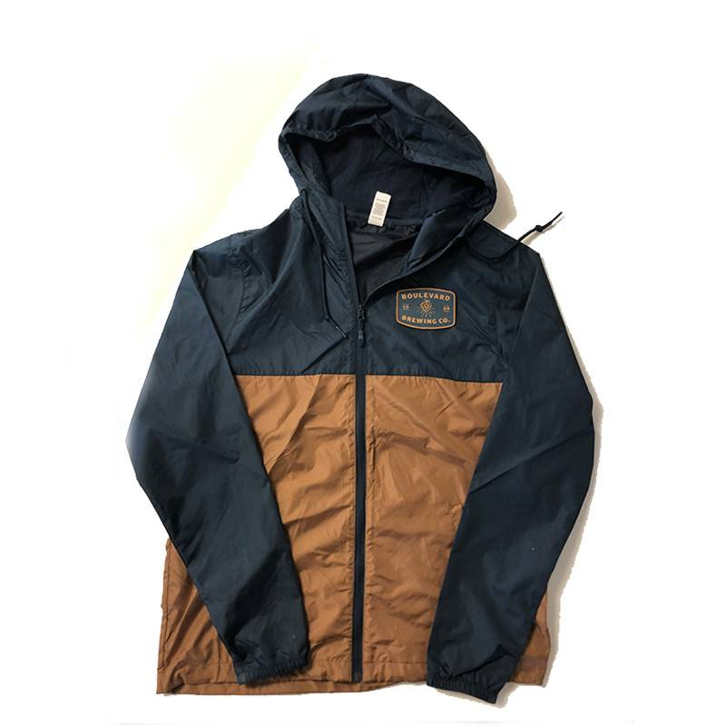 Hop Patch Windbreaker Jacket